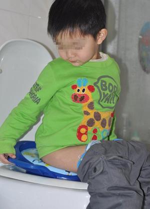 使用儿童马桶的优势